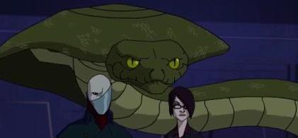 Serpentor (G.I. Joe: Renegades)