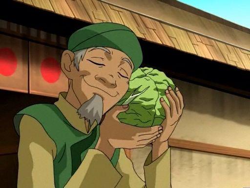 Cabbage Merchant