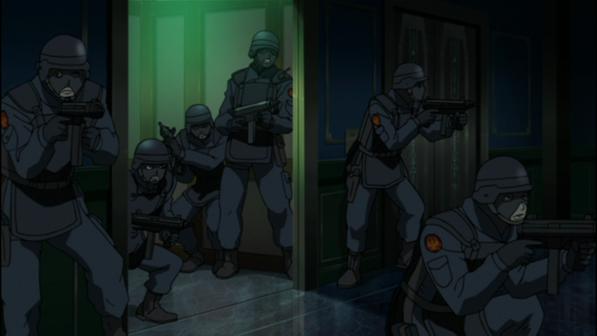 Tubalcain's SWAT Team Troops