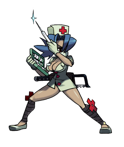 Nurse Valentine