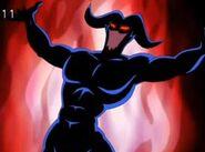 Him Kare form demon Powerpuff Girls Z