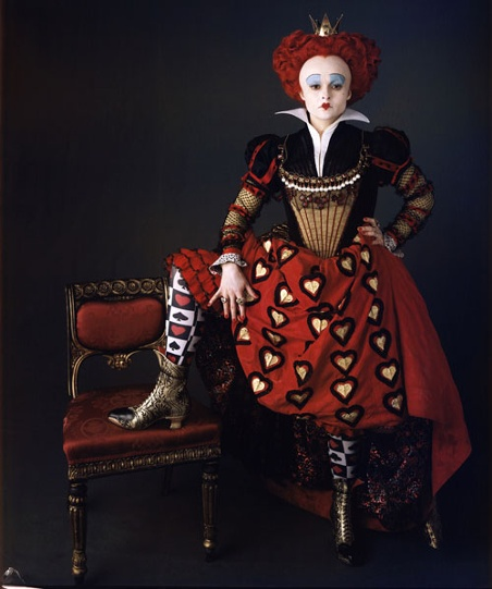 Iracebeth of Crims the Red Queen