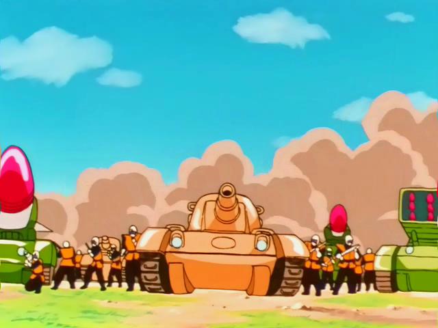Earth's Military