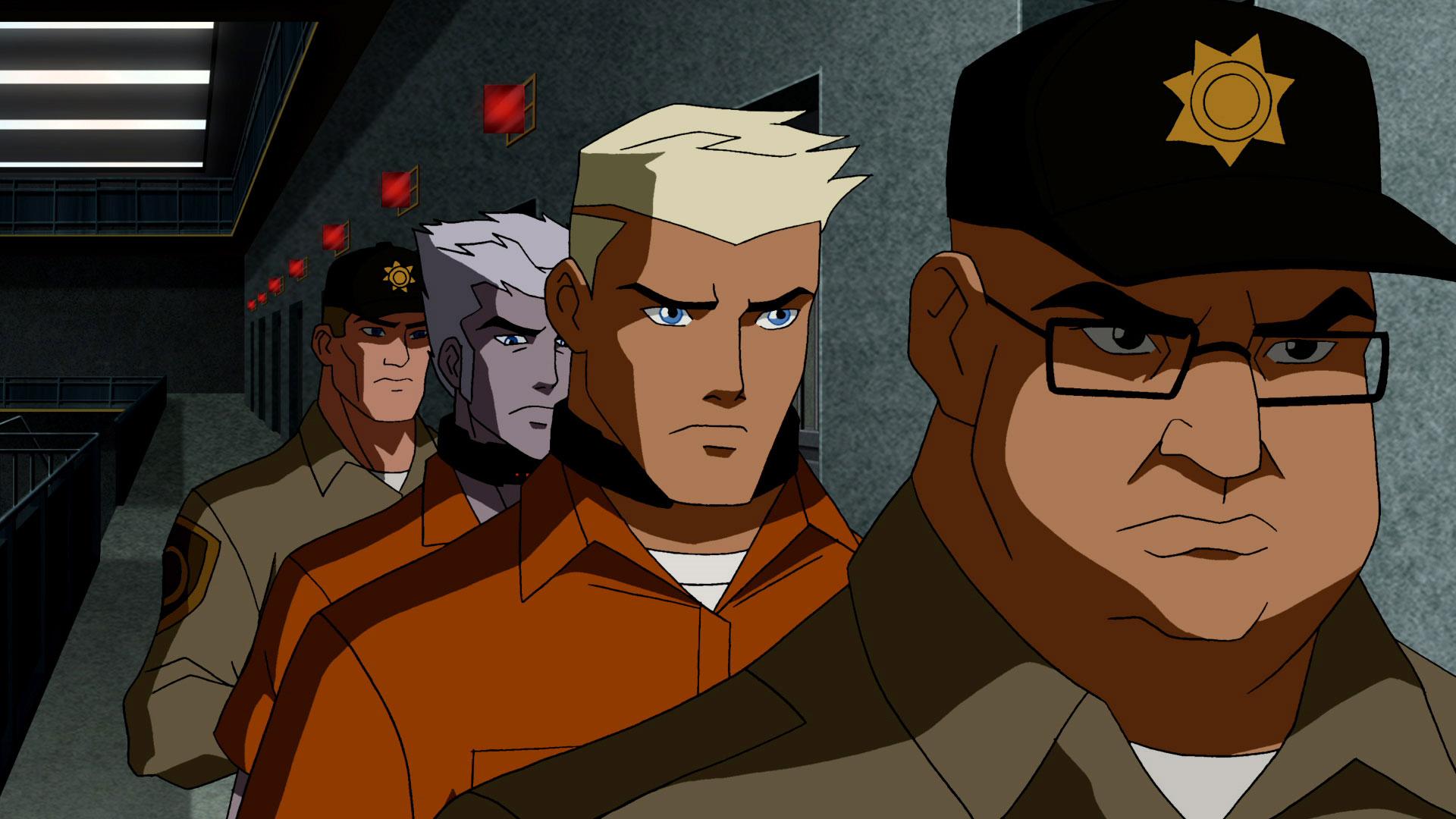 Belle Reve's Guards