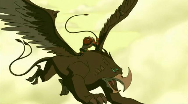 Griffins (He-Man)