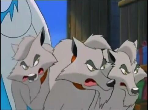 Stormella's Wolves