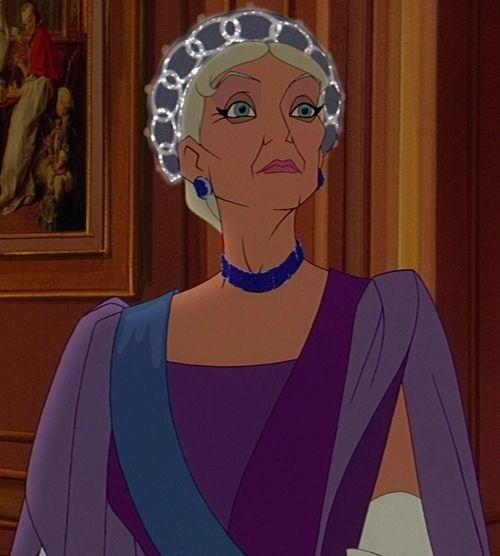 Dowager Empress Marie