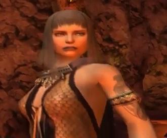 Echidna (Rygar: The Legendary Adventure)