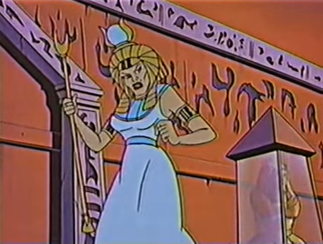 Isis (Mighty Max)