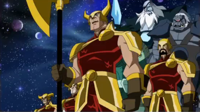 Asgardians Soldiers