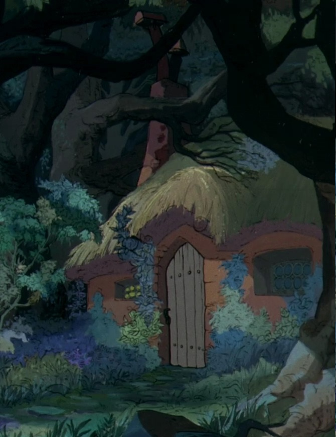 Merlin's cottage