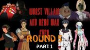 Worst Heroes and Villains War Ever Round 5- The Hard Situation- Part 1