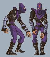 Foot Ninja animated