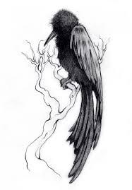 Mommy Fortuna's Crow
