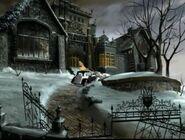 Cruella's Mansion