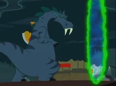 Dino-thing