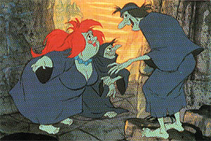 The Witches of Morva