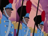 King's Guards Cinderella