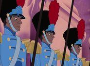 King's Guards Cinderella