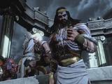 Gods of Olympus (God of War)