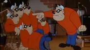Beagle Boys (Sport Goofy in Soccermania)