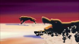 The Hunter's Dogs (Bambi 2).jpg