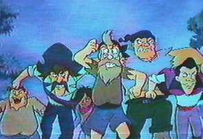 Captain Hook's Pirates (Peter Pan and The Pirates version)