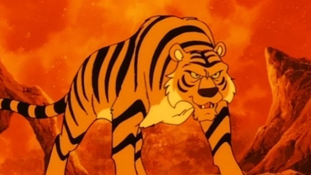 Shere Khan (Jungle Book Shonen Mowgli)
