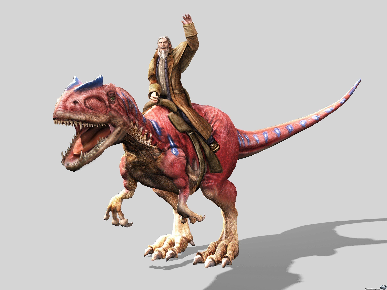 Allosaurus (Paraworld)