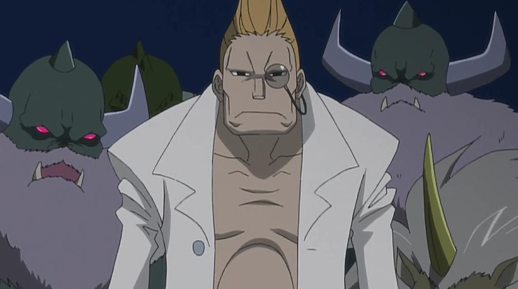 Dr. Akamashi's Monsters