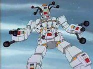 Dr. Boris Karbunkle's Mechanical Robot