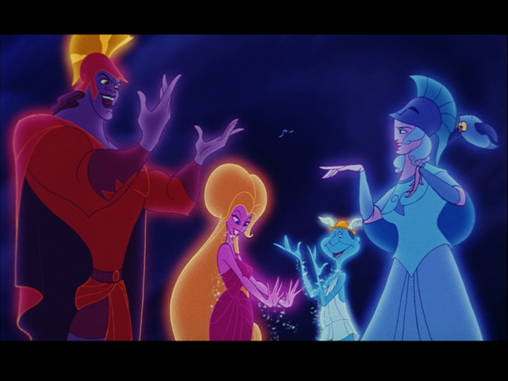 Gods of Olympus (Disney)