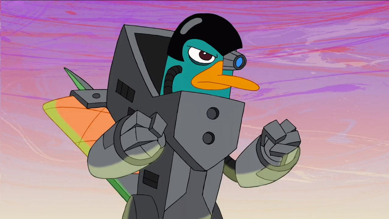 Perry the Plataborg