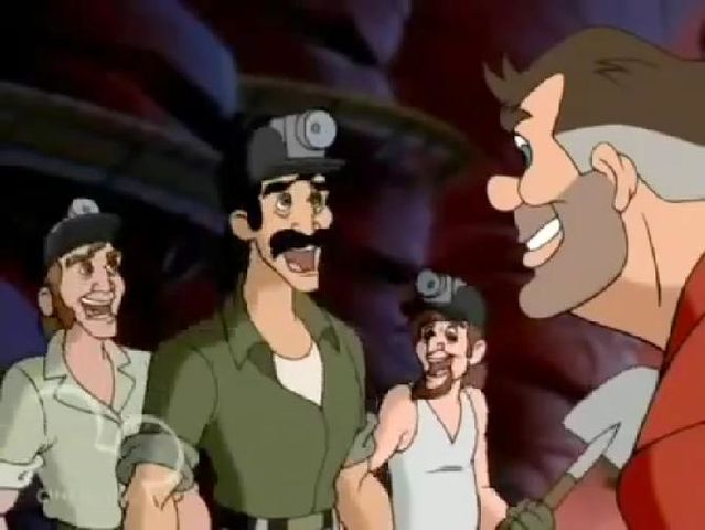 McTeague's Men