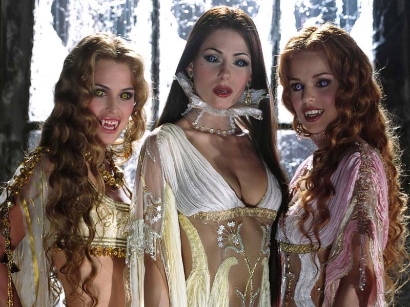 Alera, Verona and Marishka