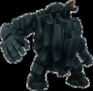 Rock Titan CGI