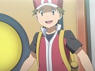 Red Pokemon Origins