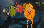 Samhain's Ghouls