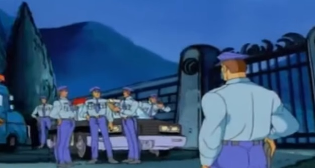 Police Officers (The Tick)