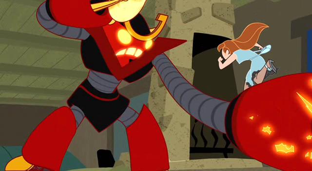 Diablo (Kim Possible)