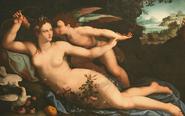 Venus and Cupid Fabre