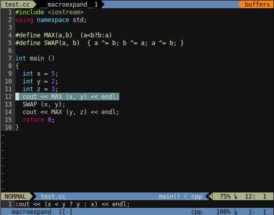 Macro expansion C/C++