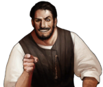 Gallagher-faced Ferghus