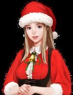 Tieve Christmas Happy