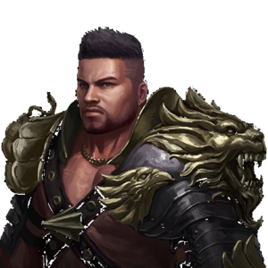 Karok's NPC Portrait