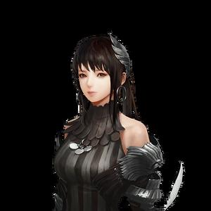 Evie's NPC Portrait