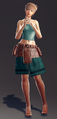 Studded Leather Skirt (Evie 1).png