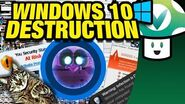 Vinesauce Joel - Windows 10 Destruction