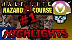 Vinesauce Joel - Half Life Hazardous Course HIGHLIGHTS 1