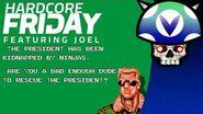 -Vinesauce- Joel - Hardcore Fridays - Bad Dudes